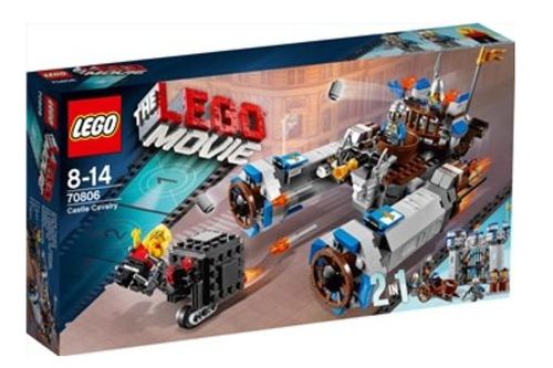 LEGO Movie 70806 Burg Kavalerie
