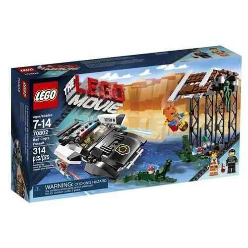 LEGO Movie 70802 Bad Cops Verfolgungsjagd