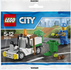 "Lego City 30313 Polybag ""Garbage Truck"""