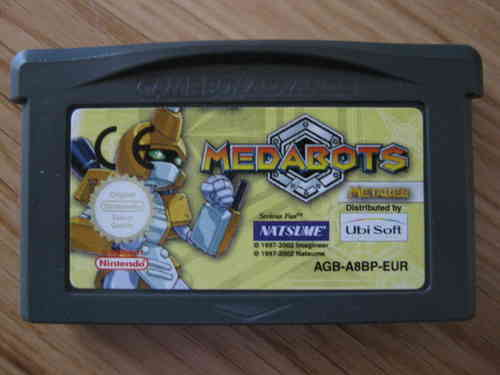 MEDABOTS METABEE für GAMEBOY ADVANCE
