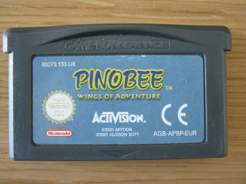 PINOBEE WINGS OF ADVENTURE für NINTENDO GBA