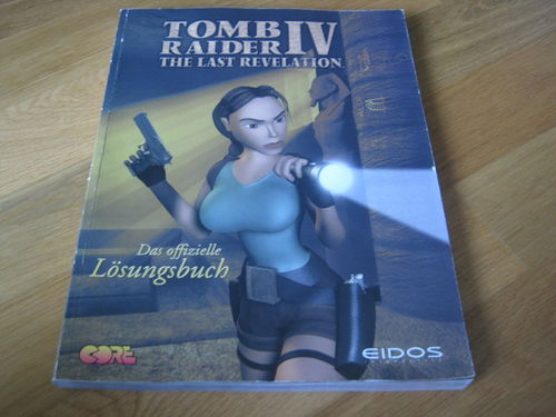 Spielberater: TOMB RAIDER 4 THE LAST REVELATION