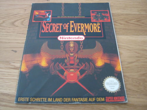 Spieleberater: SECRET OF EVERMORE
