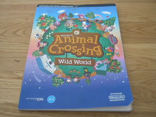 Spieleberater: ANIMAL CROSSING WILD WORLD