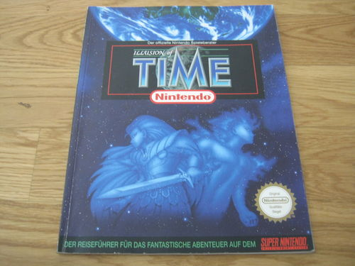 Spieleberater: ILLUSION OF TIME