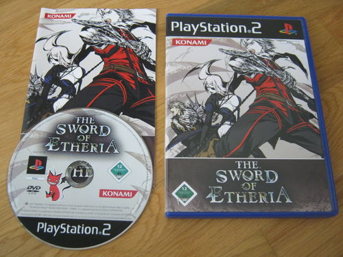 THE SWORD OF ETHERIA für PLAYSTATION 2