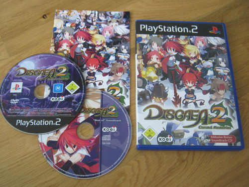 DISGAEA 2 für PLAYSTATION 2