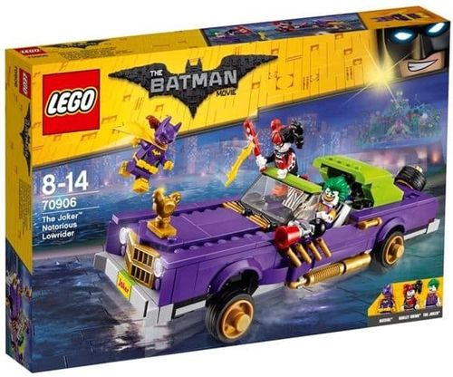 LEGO Batman Movie 70906 Jokers Lowrider