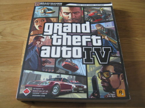 Spieleberater: GRAND THEFT AUTO 4