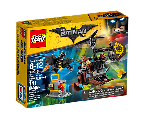 Lego Batman Movie 70913 Kräftemessen mit Scarecrow