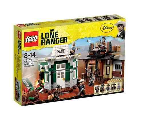 LEGO The Lone Ranger 79109 Duell in Colby City