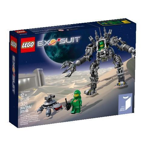 LEGO Ideas 21109 Exo Suit V46