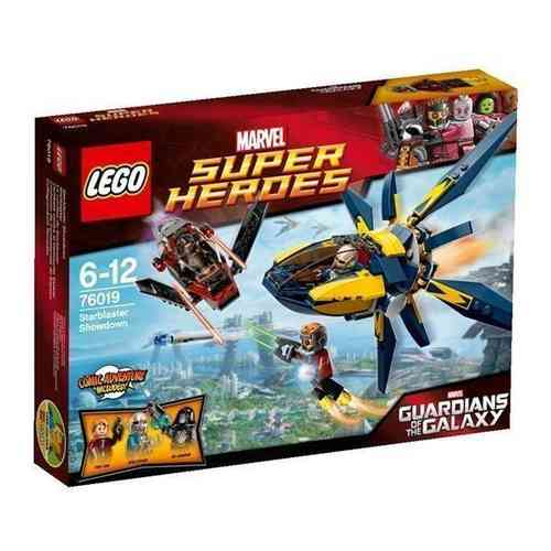 Lego Super Heroes 76019 Starblaster Showdown