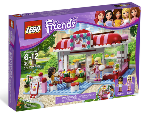 LEGO Friends 3061 Café