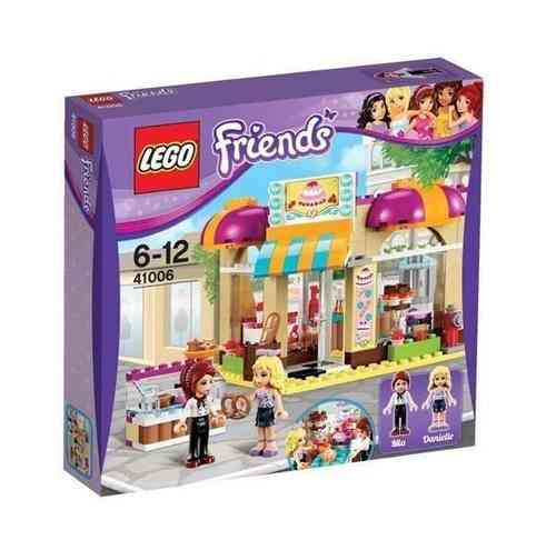 Lego Friends 41006 Heartlake Bäckerei