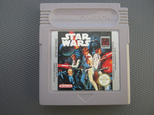 STAR WARS für NINTENDO GAMEBOY