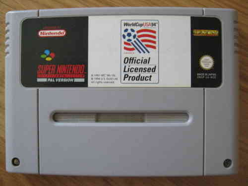 FIFA WORLD CUP USA 94 für SUPER NINTENDO SNES
