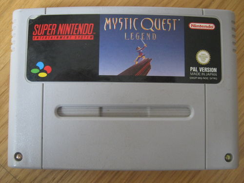 MYSTIC QUEST LEGEND für SUPER NINTENDO SNES