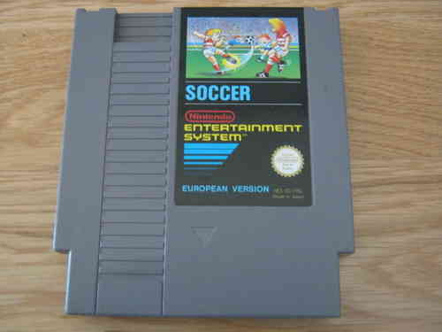 SOCCER EUROPEAN VERSION für NINTENDO NES