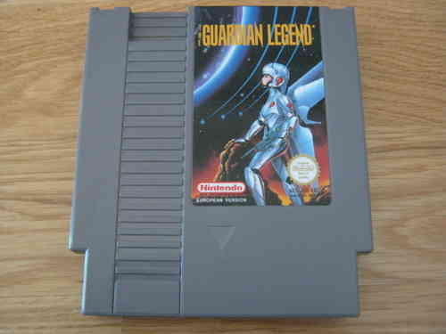 GUARDIAN LEGEND für NINTENDO NES