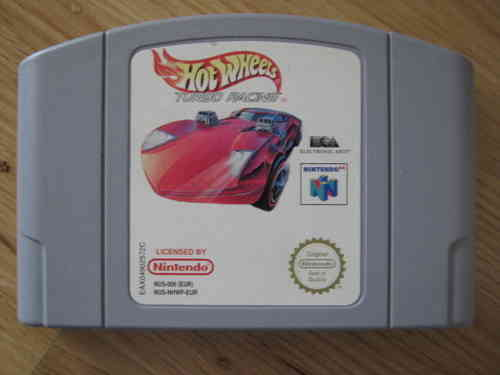 HOT WHEELS TURBO RACING für NINTENDO 64