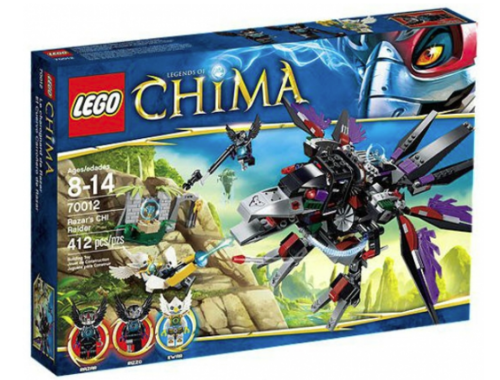 Lego Legends of Chima 70012 Razars CHI Räuber
