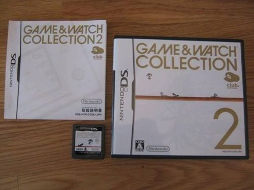 GAME & WATCH COLLECTION 2 für NINTENDO DS