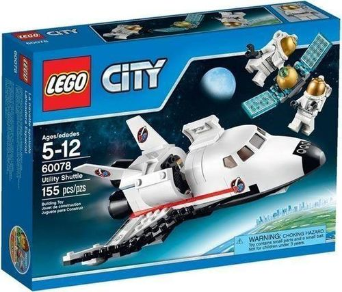 Lego City 60078 Weltraum-Shuttle