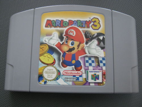 MARIO PARTY 3 für NINTENDO 64