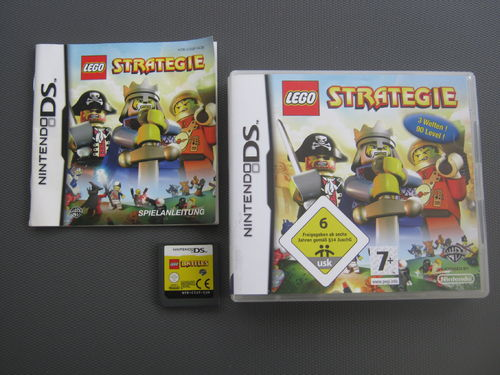 LEGO STRATEGIE für NINTENDO DS