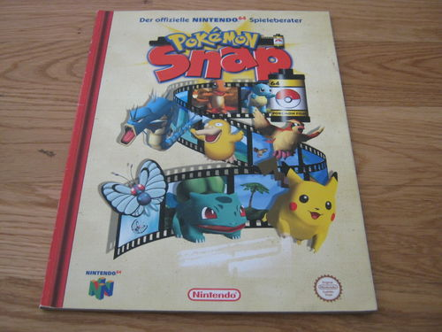 Spielberater: POKEMON SNAP