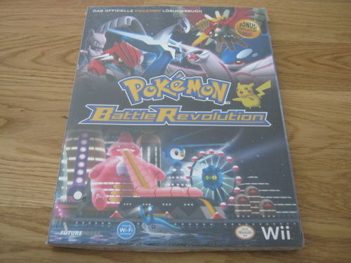 Spieleberater: POKEMON BATTLE REVOLUTION (NEU)