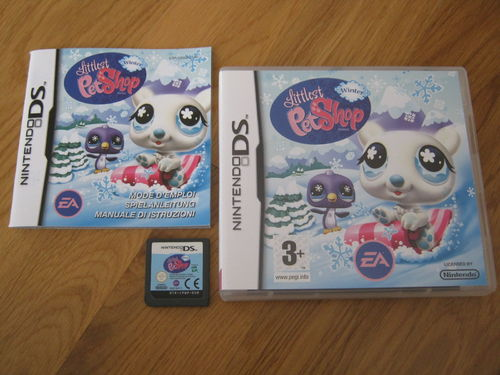 LITTLEST PET SHOP WINTER für NINTENDO DS