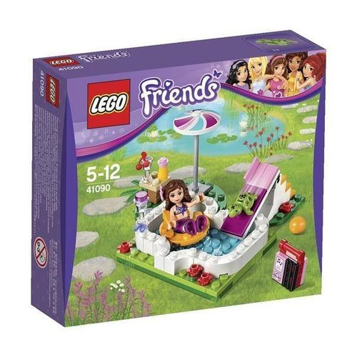 Lego Friends 41090 Olivias Gartenpool