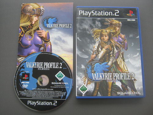 VALKYRIE PROFILE 2 für PLAYSTATION 2