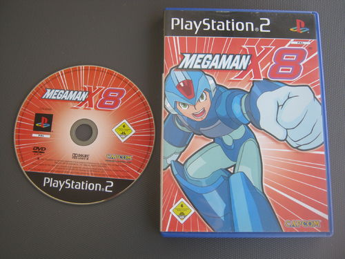 MEGAMAN X8 für PLAYSTATION 2