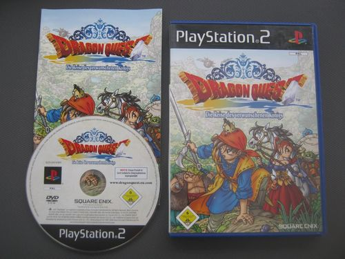 DRAGON QUEST für PLAYSTATION 2