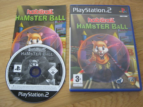 HABITRAIL HAMSTER BALL für PLAYSTATION 2