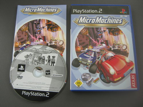 MICRO MACHINES für PLAYSTATION 2