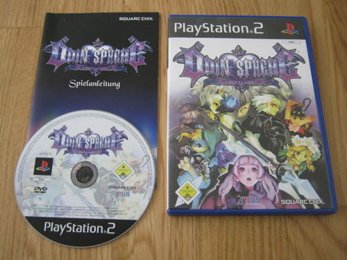 ODIN SPHERE für PLAYSTATION 2