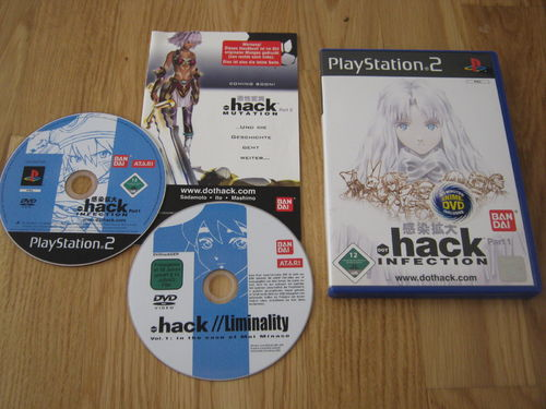 .HACK PART 1 INFECTION für PLAYSTATION 2