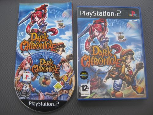 DARK CHRONICLE für PLAYSTATION 2