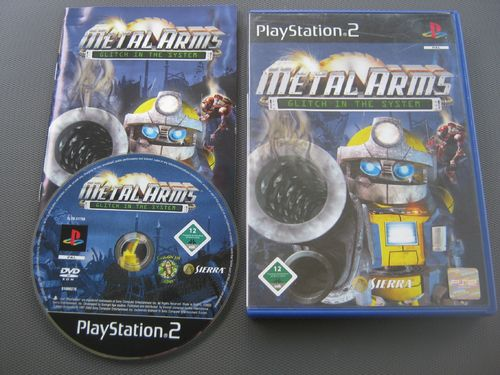 METAL ARMS für PLAYSTATION 2