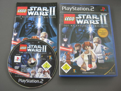 LEGO STAR WARS 2 für PLAYSTATION 2