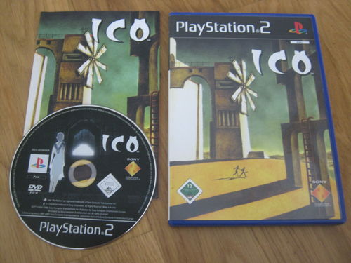 ICO für PLAYSTATION 2