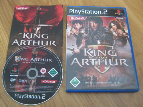 KING ARTHUR für PLAYSTATION 2