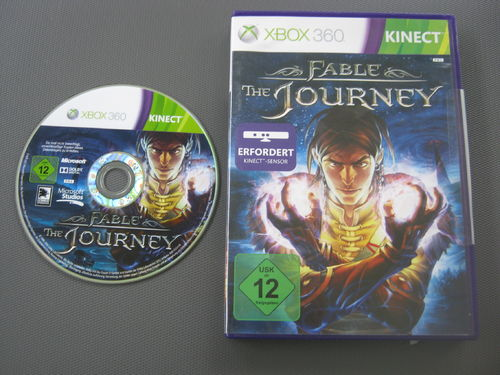 FABLE THE JOURNEY für XBOX 360