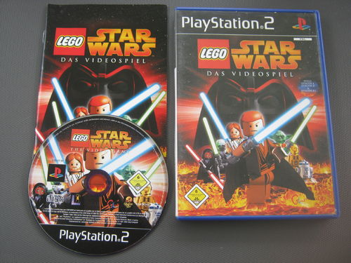 LEGO STAR WARS für PLAYSTATION 2