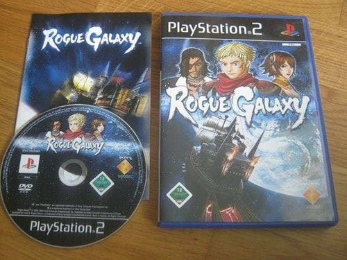 ROGUE GALAXY für PLAYSTATION 2