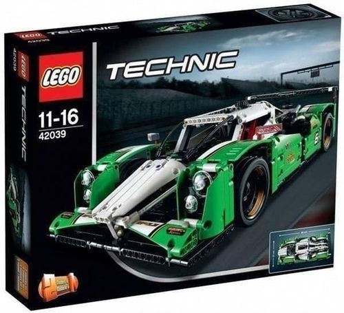 Lego Technik 42039 Langstrecken-Rennwagen
